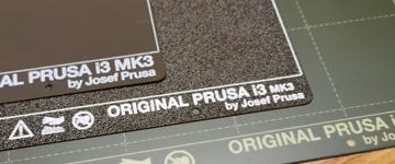 prusa mk3s 3d štampač radna ploča podgorica 3d platforma