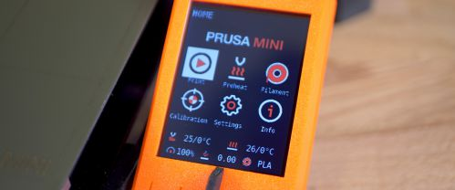 prusa mini 3d štampač smart opcije podgorica 3d platforma