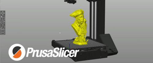 prusa mini 3d štampač prusaslicer softver podgorica 3d platforma