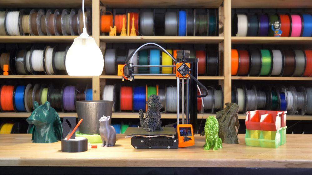 prusa mini 3d štampač podgorica 3d platforma
