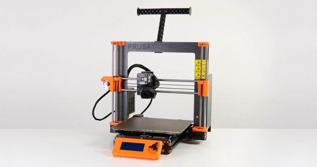 prusa mk3s 3d štampač podgorica 3d platforma